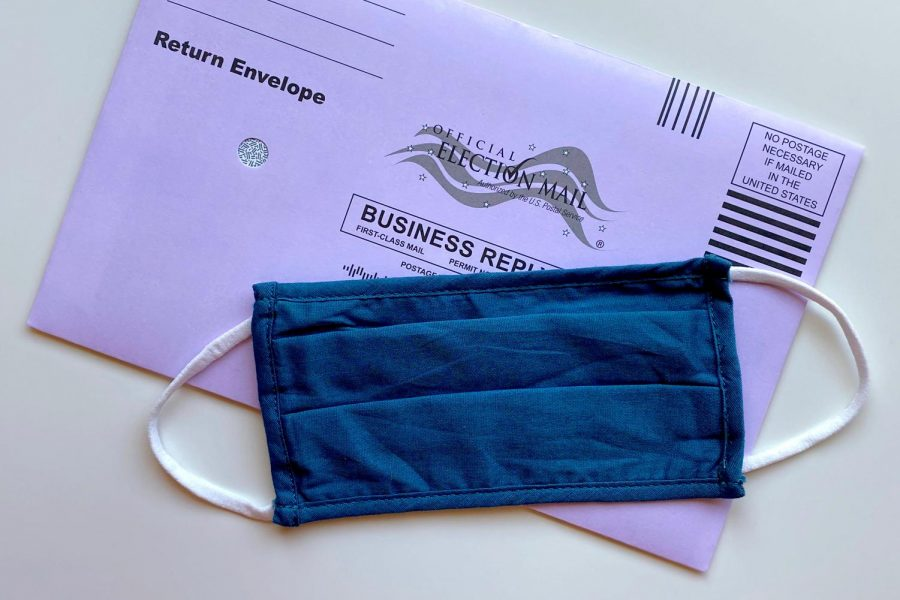 Every town in America, including Woodbury, is taking COVID-related precautions for this Election Day. Towns are also preparing for a surge in mail-in voting.