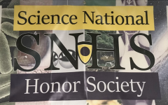 Nonnewaug's chapter of the Science National Honor Society is hosting a virtual experiment contest.