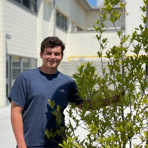 Nonnewaug Senior Chris Velleca started his own company, Simply Board, after taking an entrepreneurship class at NHS.