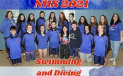 Despite a Wavy Start, NHS Swim Team Crawls to Success in 2021 Season