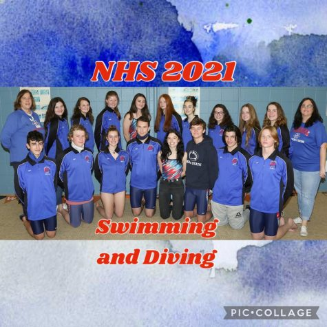 Despite a Wavy Start, NHS Swim Team Crawls to Success in 2021 Season
