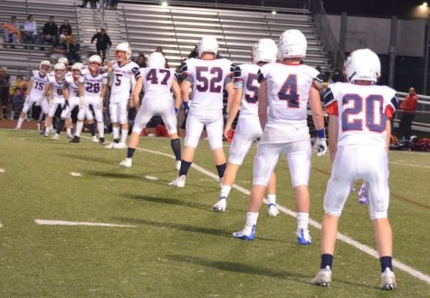 Northwest United prepares for a kickoff during Week 1 of the season. The team will host its homecoming game Oct. 14.
